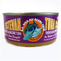 Canned tuna - no salt added