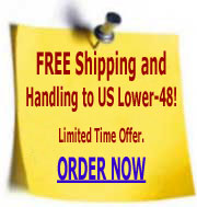 NEW! Free shipping to USA Lower-48
