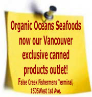 BC Tuna sold exclusively by Organic Oceans Seafoods in Vancouver, BC